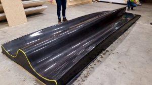 Libra Energy sponsort Solar Boat van Whisper Power Solar Team 1