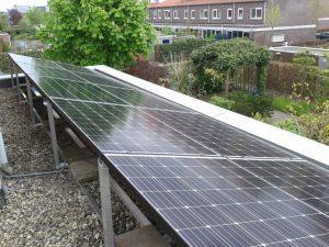 Installatie van Solaria PV met maatwerkframe 3