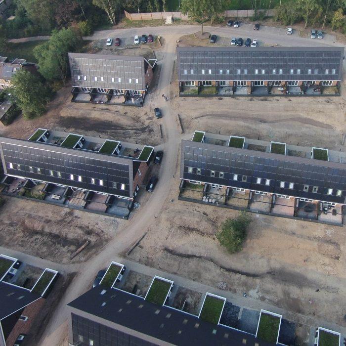 Nul-op-de-meter nieuwbouwproject