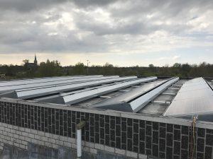 Recreatiepark Bloemketerp voorzien van 630 zonnepanelen 2