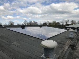 Recreatiepark Bloemketerp voorzien van 630 zonnepanelen 3