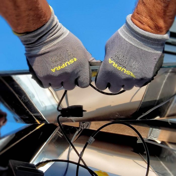 Wat komt er kijken bij het installeren van zonnepanelen?