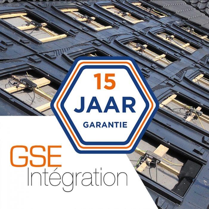 15 jaar garantie op GSE artikelen 1