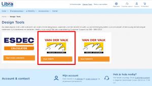 Hoe bestel ik Van der Valk Solar Systems montagemateriaal via de designtool? 1